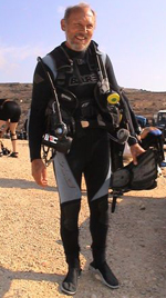 Jack Instructor: Scuba Diving in Malta