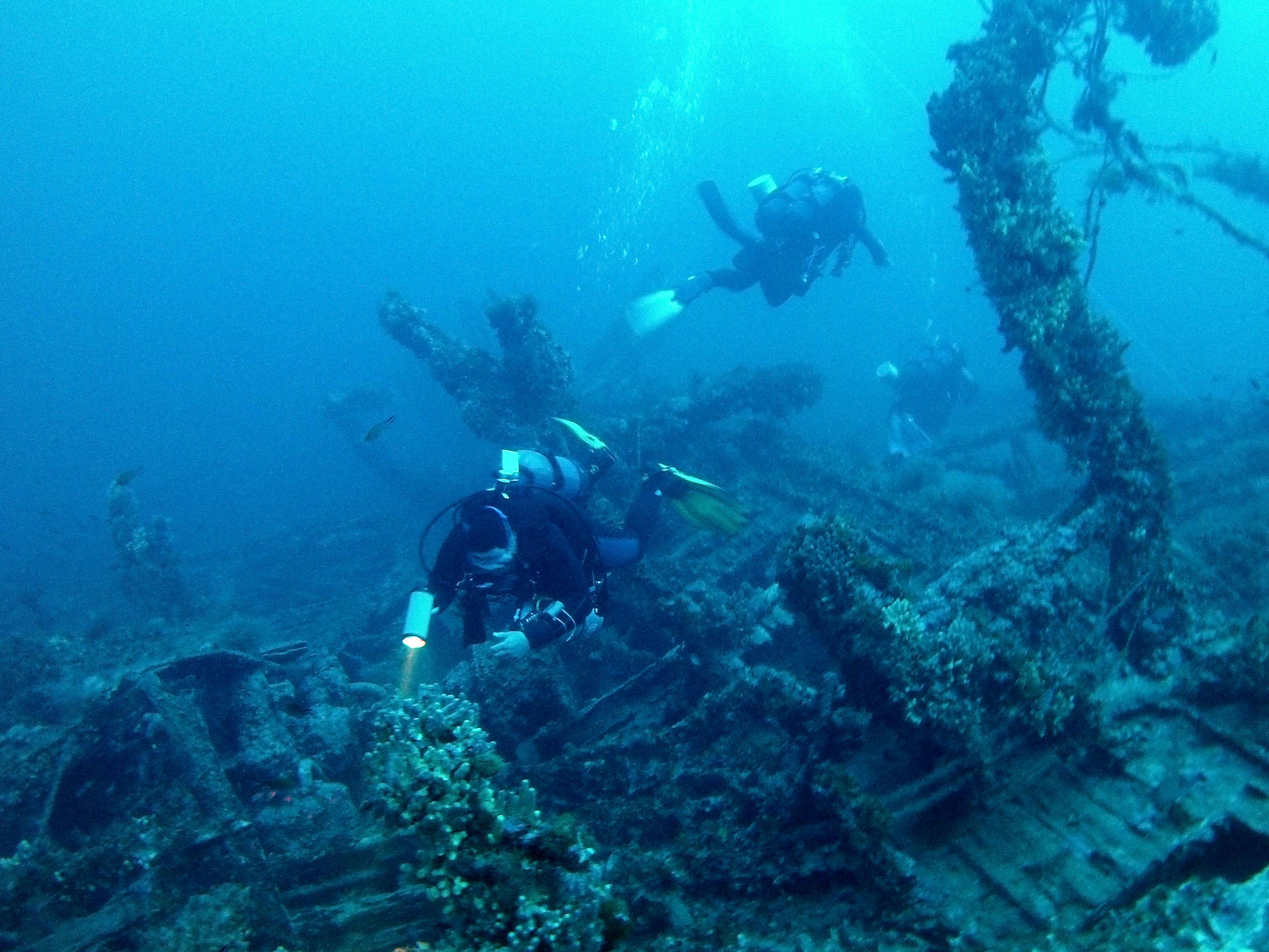 Le polynesien atlantis gozo for Gozo dive centres