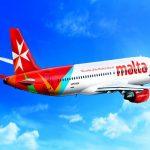 Air Malta flight