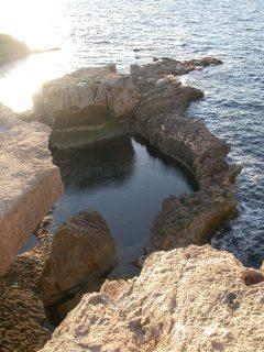 Blue Hole Chimney Reef