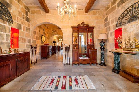 Sala Da Pranzo Rustica : Ta manwel casa rustica atlantis gozo