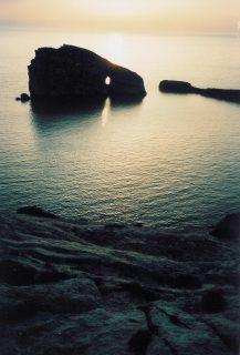 fungus rock diving gozo