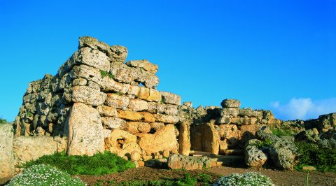 ggantija temples Gozo