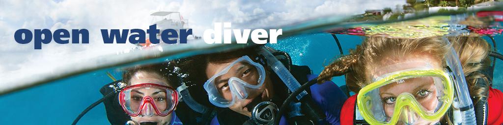 open water banner