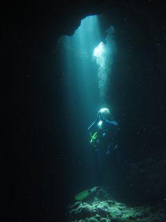 Diver Santa Maria Gozo