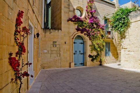 Street Door Gozo