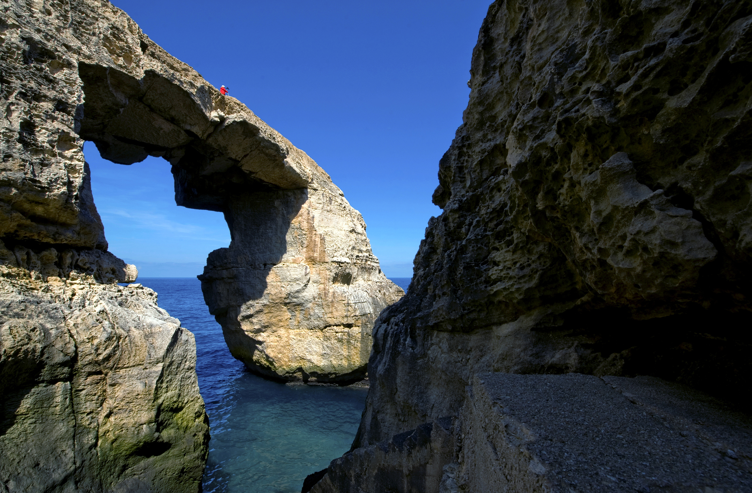 Wied il miela atlantis gozo for Gozo dive centres