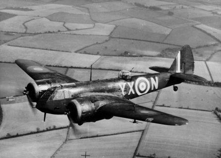 Blenheim Bomber Gozo Diving Wreck