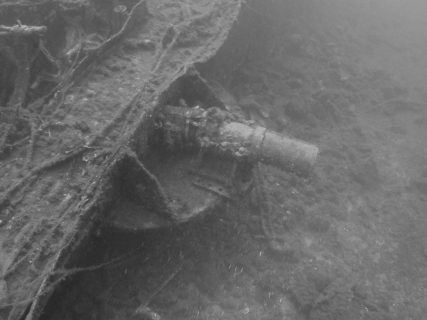 Wreck HMS Hellespont Diving