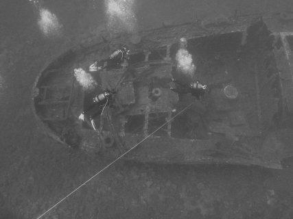 Wreck HMS Hellespont Divers