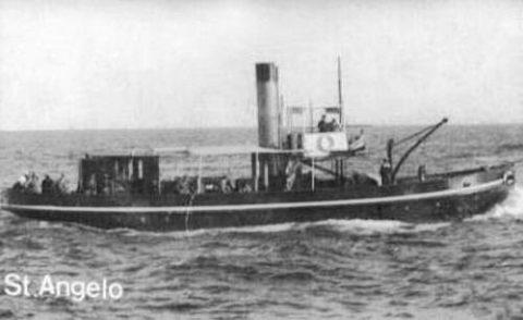 HMS St Angelo Gozo