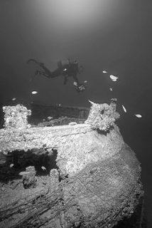 St Angelo HMS Wreck