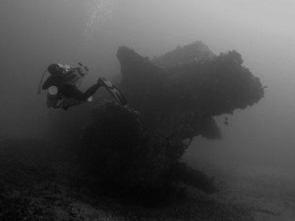 Diver Stubborn Gozo HMS