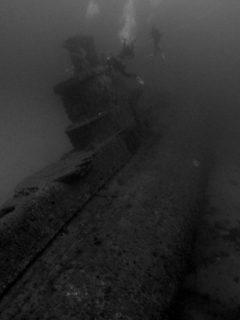 Wreck HMS Gozo