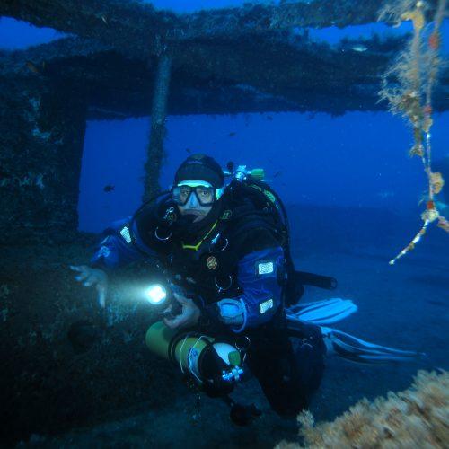 MV imperial eagle Diver