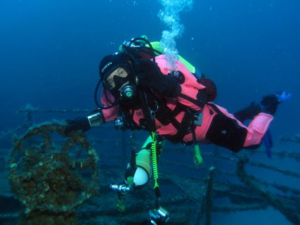 diving wreck MV imperial eagle