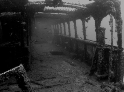Wreck MV imperial eagle