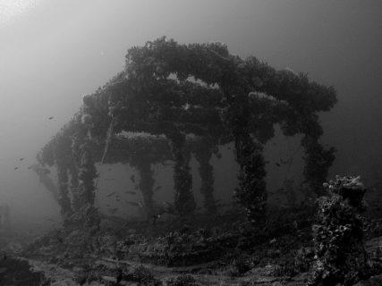 Dive Wreck le Polynesien Malta