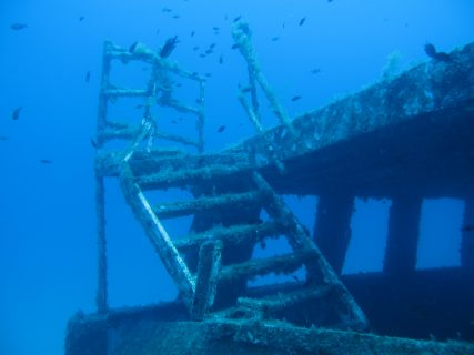 Cominoland Stairs Diving