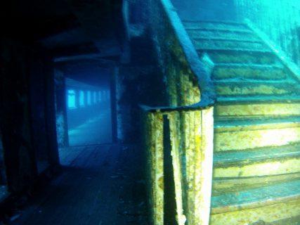 Karwela Stairs Wreck