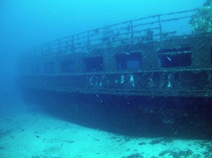 diving Wreck mv karwela gozo