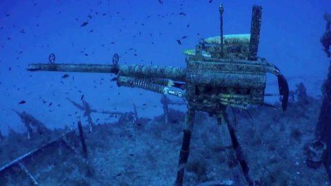 Wreck P29 Gozo
