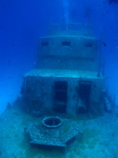 diving wreck p31 comino malta