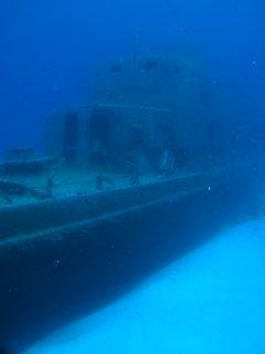 p31 boat dive site