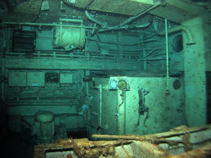 Wreck P31 Gozo Diving