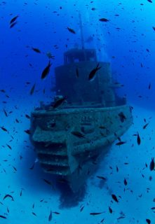 diving wreck rozi Malta