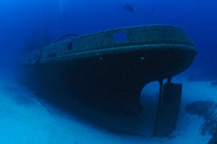 The Tugboat Rozi Dive Wreck