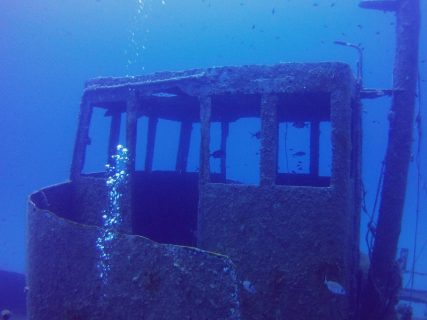 Wreck Rozi Diving Gozo