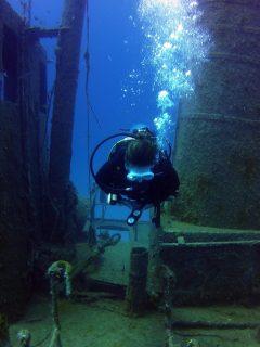 MV Rozi Malta Dive wreck