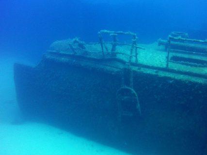 um el faroud wreck gozo diving