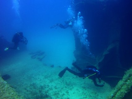 Wreck Diving Gozo