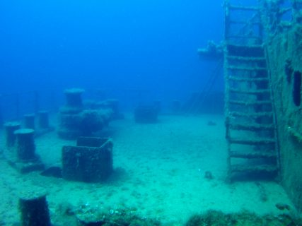 Um El Faroud Wreck Gozo