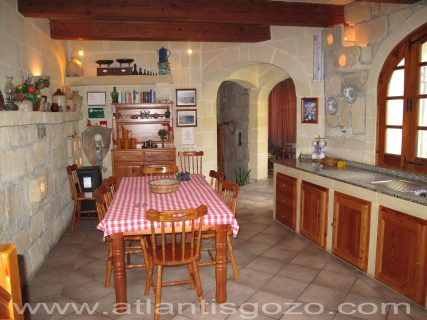 Camomilla Kitchen Area
