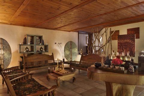 Ayurveda Lounge Kempinski