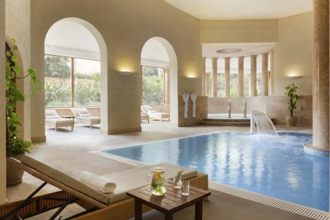 Indoor Pool Kempinski