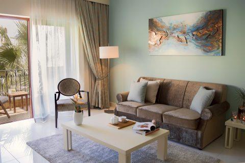 KIMLA_One Bedroom Apartment Living Room Kempinski