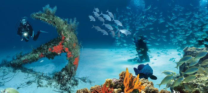 Atlantis diving voucher