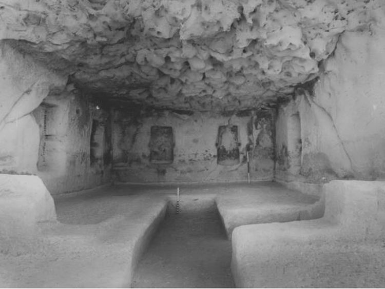 Ras il-Wardija cave 5