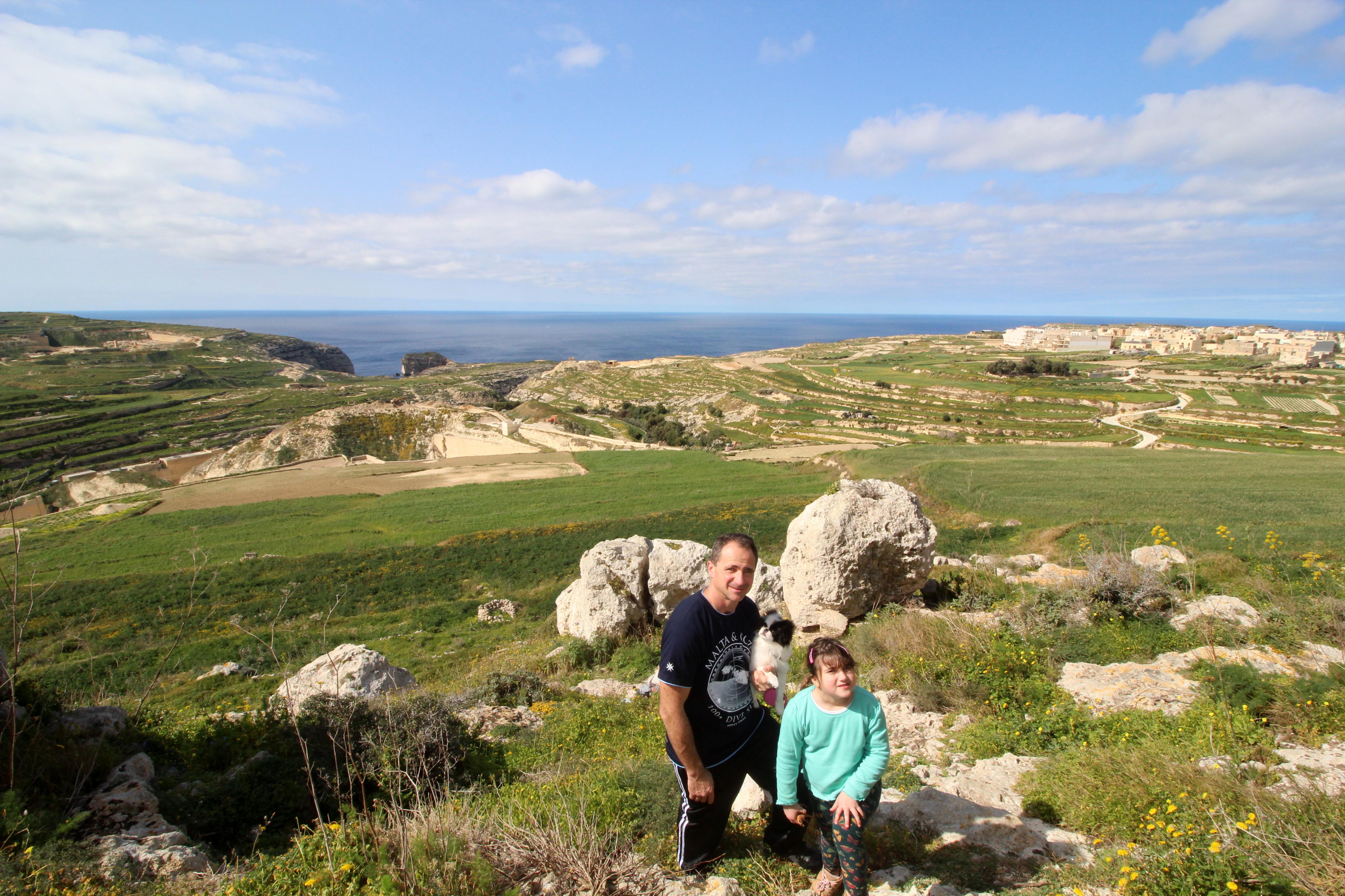 Għajn Abdul Plateau View 2