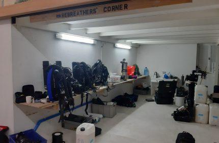 rebreathers corner