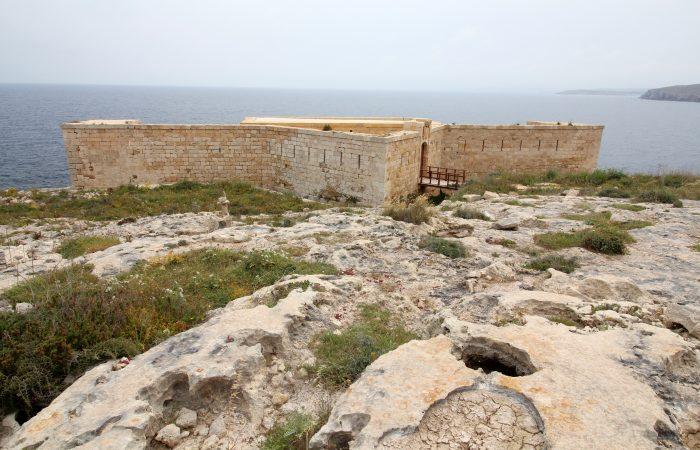 St Anthony's Battery